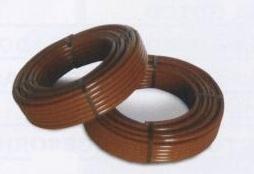 tubo marron