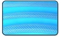 Tubo PVC Flexible Cristal Reforzado con malla